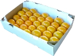 1 Tray - Honey Tangerines
