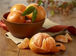 2 Trays - Tangerines with...